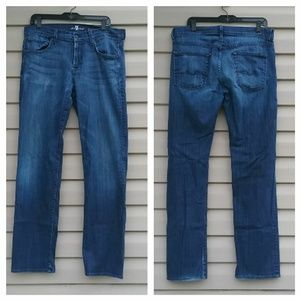 7 for all mankind Carson jeans
